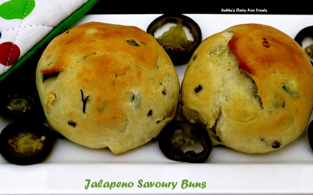 Jalapeno Savoury Buns 1