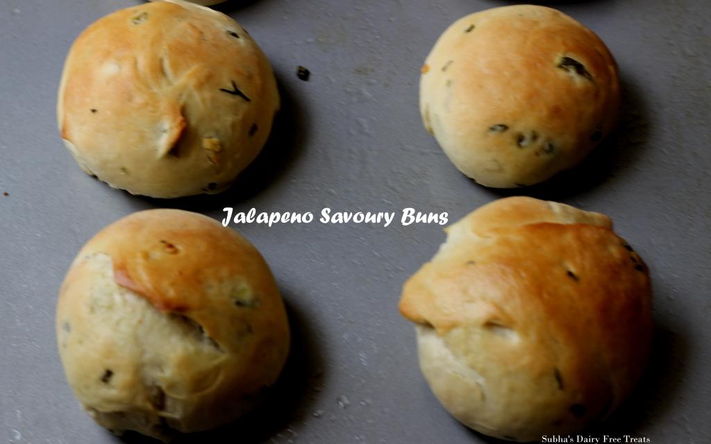 Jalapeno Savoury Buns 3