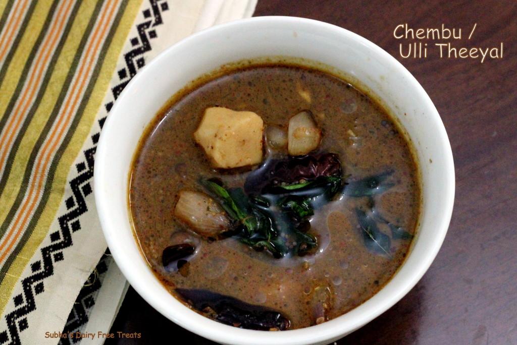 Chembu Ulli Theeyal 2