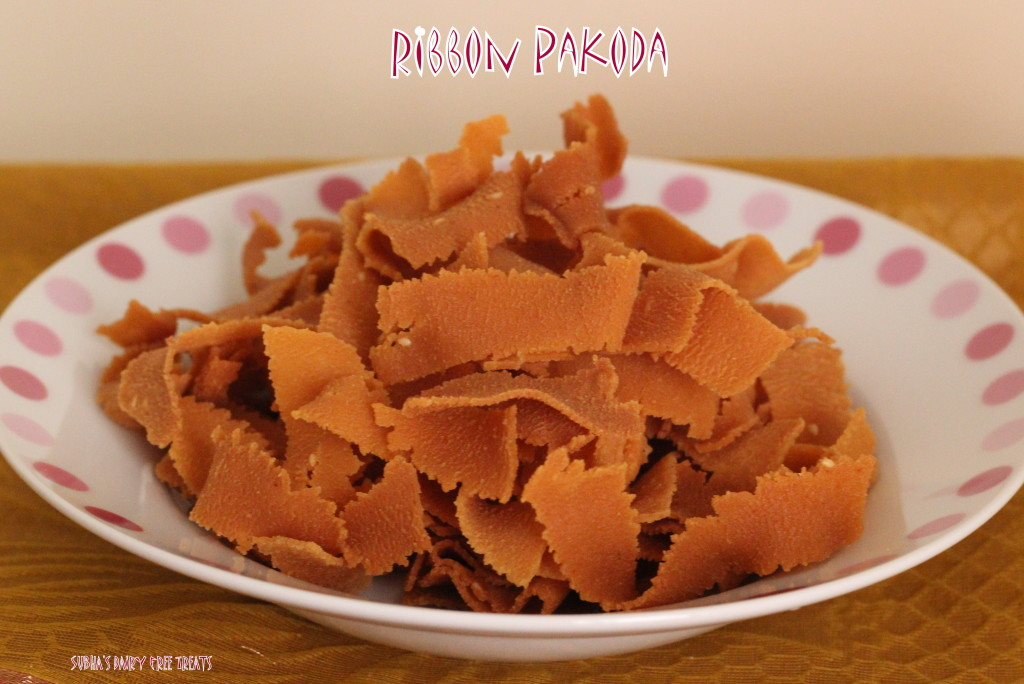 Ribbon Pakoda 1