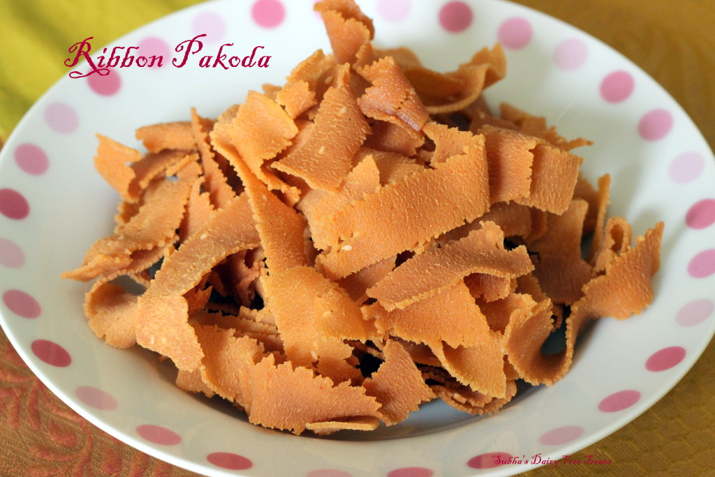 Ribbon Pakoda 2