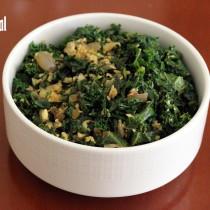 Kale Poriyal new